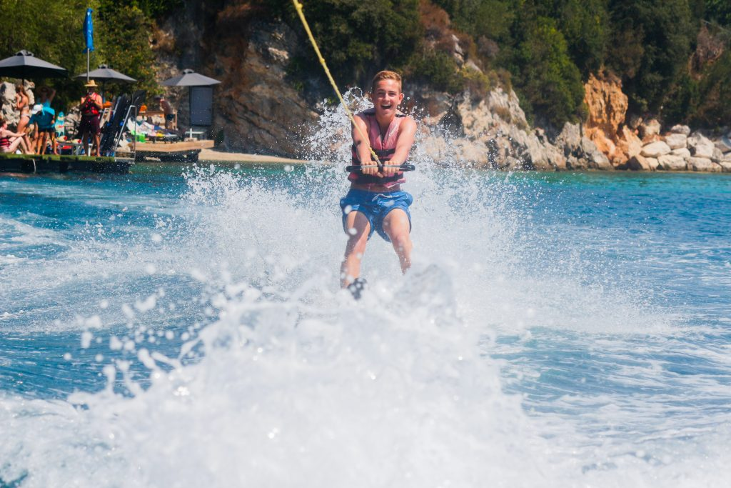 What can coaches learn from a water sports holiday?