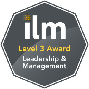 ILM Level 3 Award in Leadership & Management